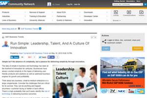 Kaan Turnali Blog Roll Business Trends
